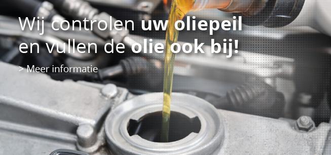 Olie auto verversen Raalte en Deventer