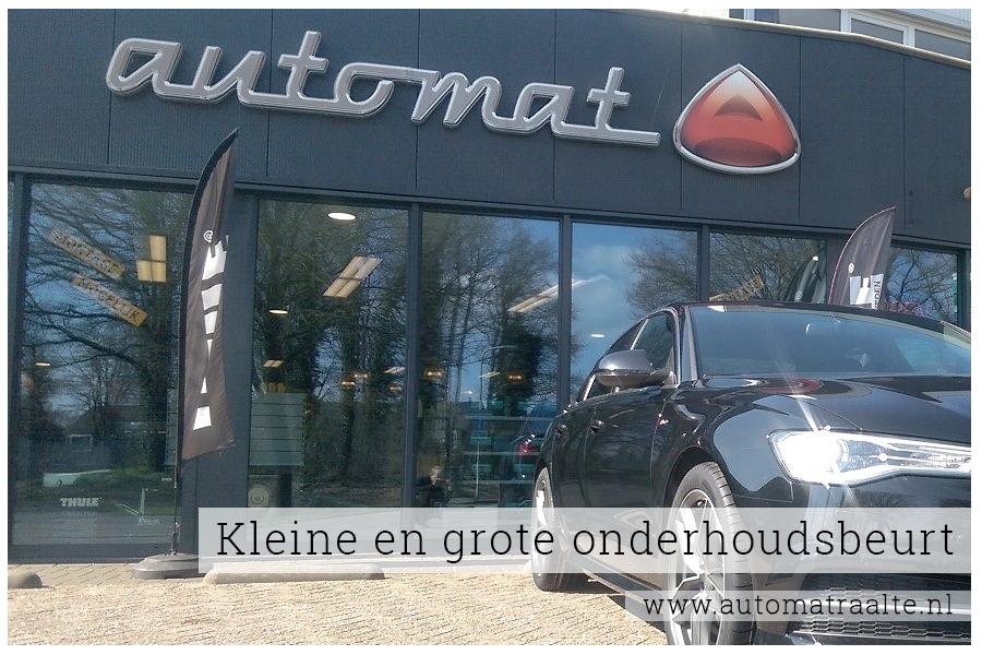 Kleine of grote beurt auto omgeving Raalte en Deventer
