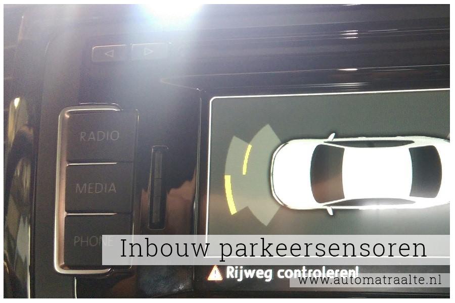 Parkeersensoren: inbouwen, monteren en verkoop